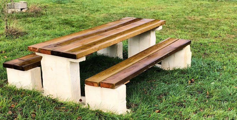 Beton Tafel Buiten : Buiten u e hout hamer